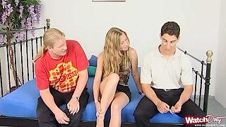 Sabine wollte unbedingt mit Dirks Freund einen Dreier