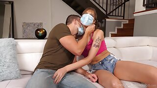 Throated babe wants sperm to specific her desires